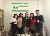 Voyageurs chez agence locale Vietnam Dragon Travel  (26)