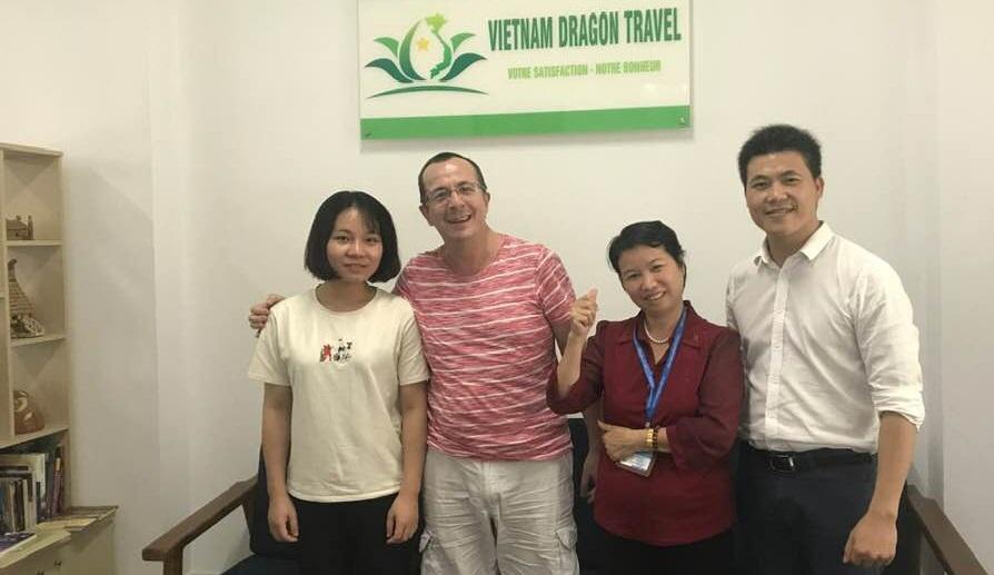 Excellente Voyage au Vietnam avec agence de voyage locale vietnamienne serieuse et fiable