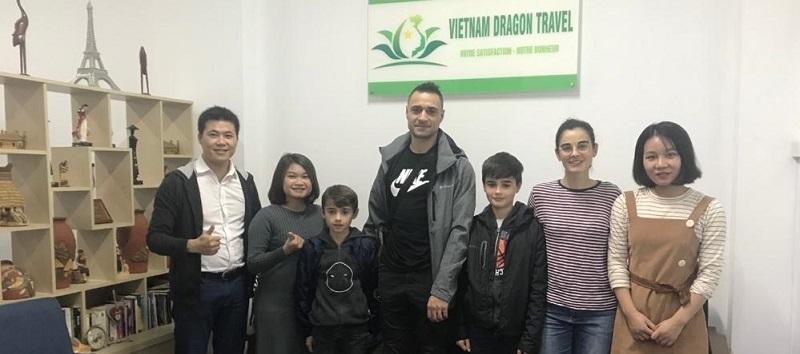 Merveilleux voyage au vietnam en famille avec enfants aupres agence de voyage locale