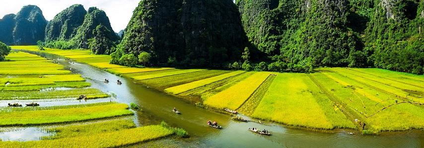 Superbe voyage au vietnam en famille aupres agence de voyage de luxe au vietnam