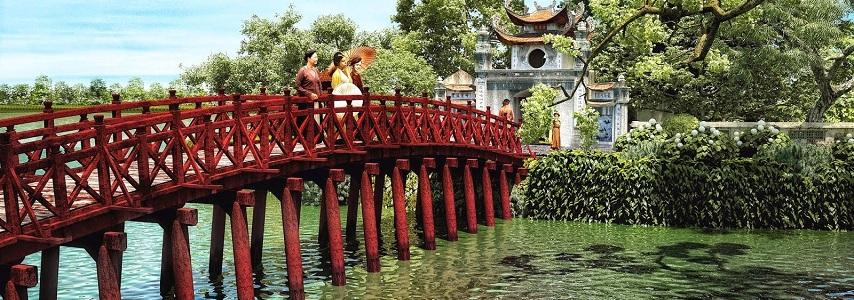 Voyage au Vietnam en famille avec agence de voyage de luxe au vietnam