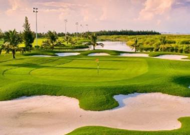 séjour golf  au vietnam
