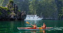 5 expériences à ne pas manquer sur la baie d'Halong